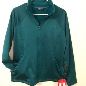 The North Face Agave Full Zip Fleece Jacket